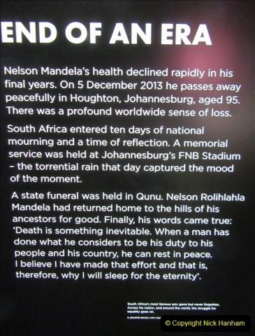 2019-04-29 Nelson Mandella Prisoner 46664. (162) 001