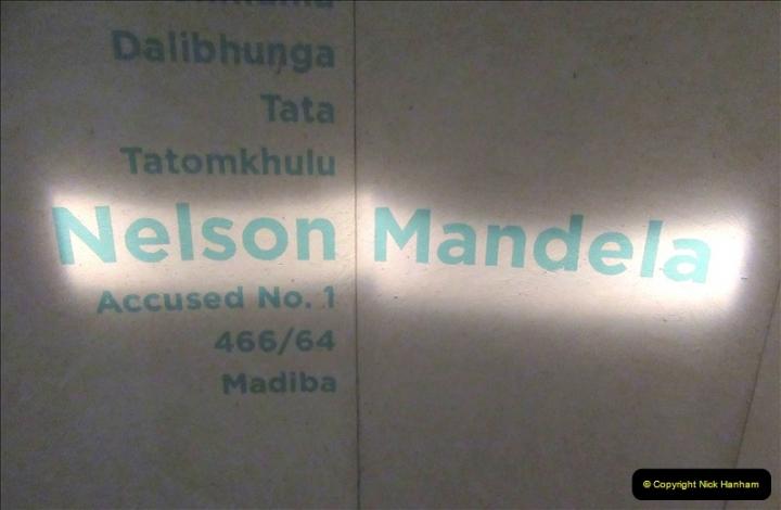 2019-04-29 Nelson Mandella Prisoner 46664. (36) 001