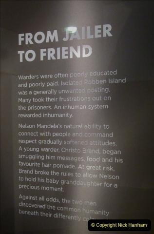 2019-04-29 Nelson Mandella Prisoner 46664. (81) 001