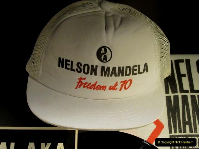 2019-04-29 Nelson Mandella Prisoner 46664. (86) 001
