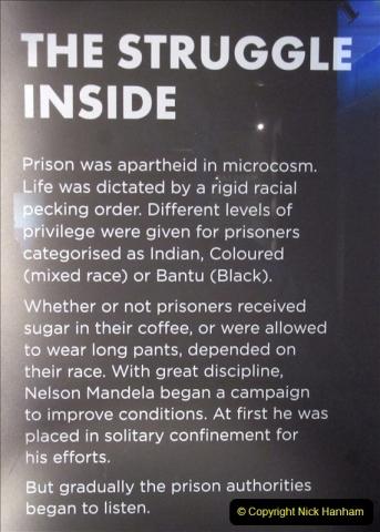 2019-04-29 Nelson Mandella Prisoner 46664. (94) 001