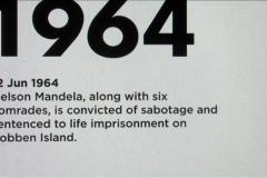 2019-04-29 Nelson Mandella Prisoner 46664. (56) 001