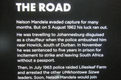 2019-04-29 Nelson Mandella Prisoner 46664. (67) 001