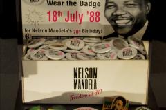 2019-04-29 Nelson Mandella Prisoner 46664. (88) 001