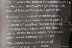 2019-04-29 Nelson Mandella Prisoner 46664. (93) 001