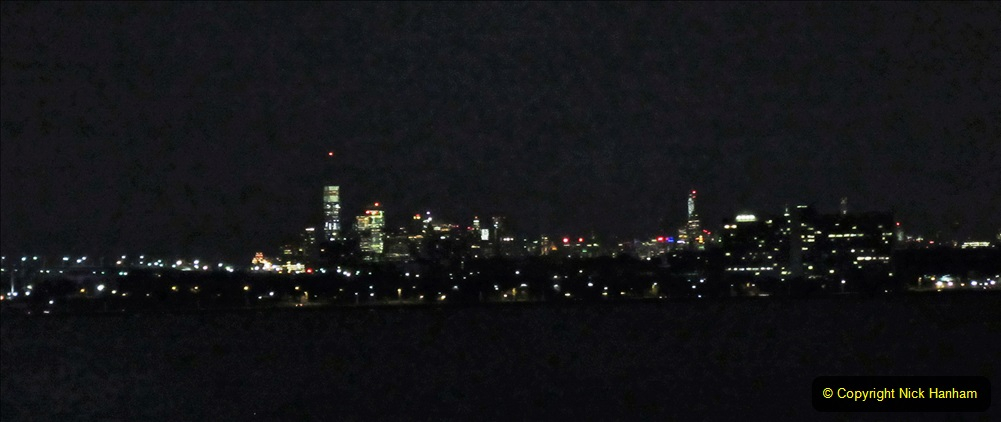 2019-11-10 New York. (1) New York arrival on Queen Mary. 001