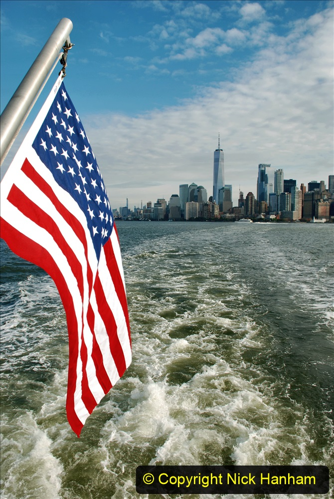 2019-11-10 New York. (134) On the wat to Liberty Island. 134
