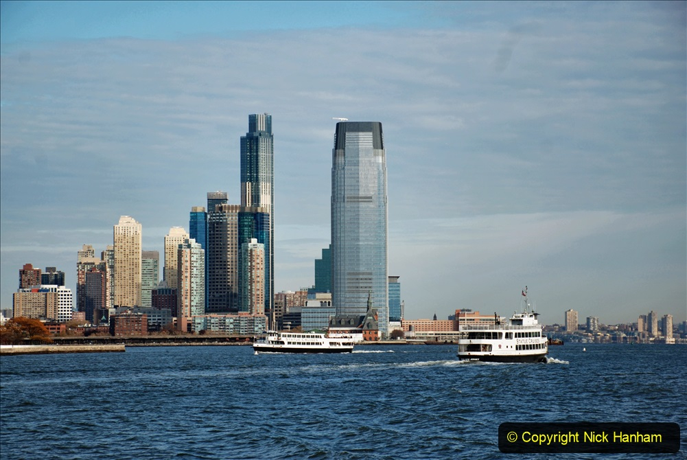 2019-11-10 New York. (138) On the wat to Liberty Island. 138