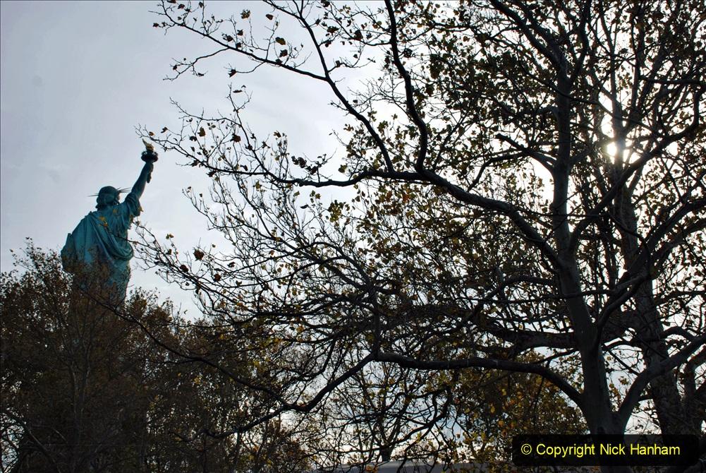 2019-11-10 New York. (156) On Liberty Island. 156