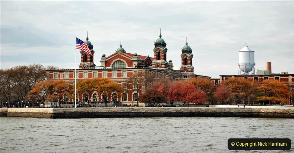 2019-11-10 New York. (213) Ellis Island. 213