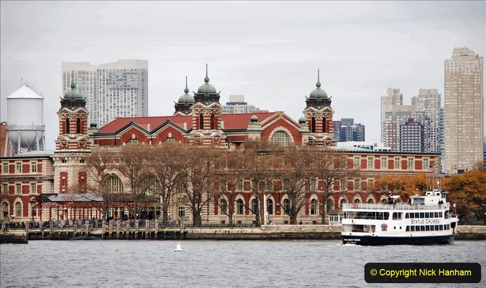 2019-11-10 New York. (214) Ellis Island. 214