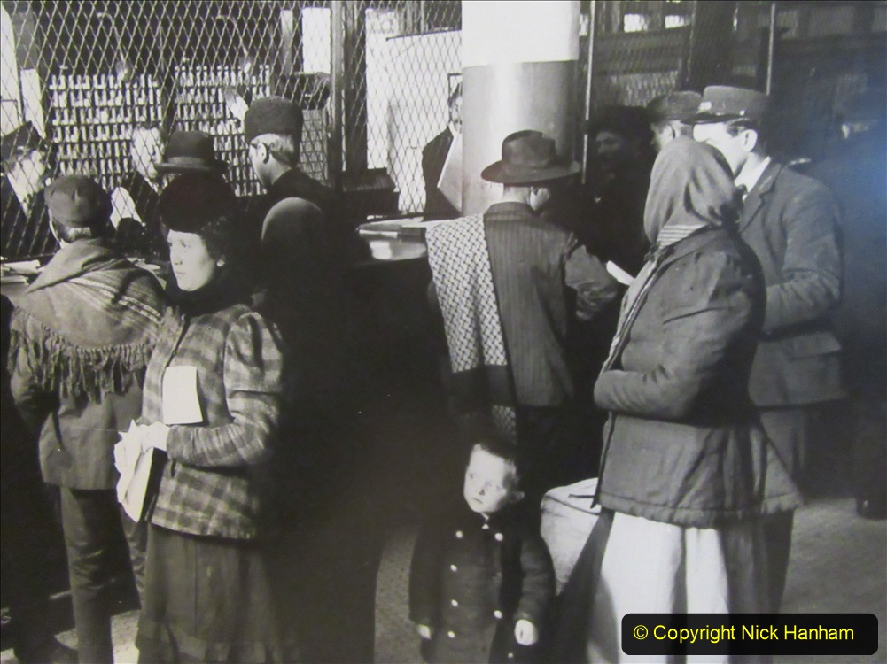 2019-11-10 New York. (225) Ellis Island and the imigrants. 224