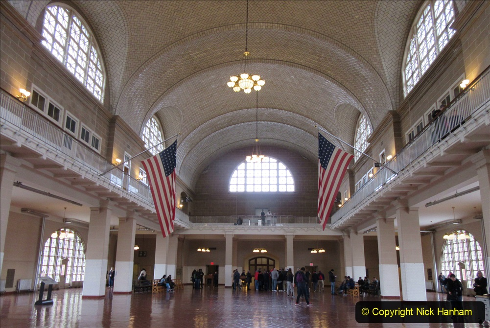 2019-11-10 New York. (230) Ellis Island and the imigrants. 229