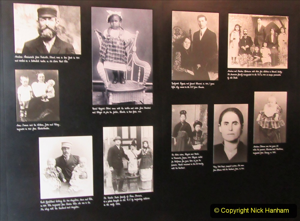 2019-11-10 New York. (271) Ellis Island and the imigrants. 271