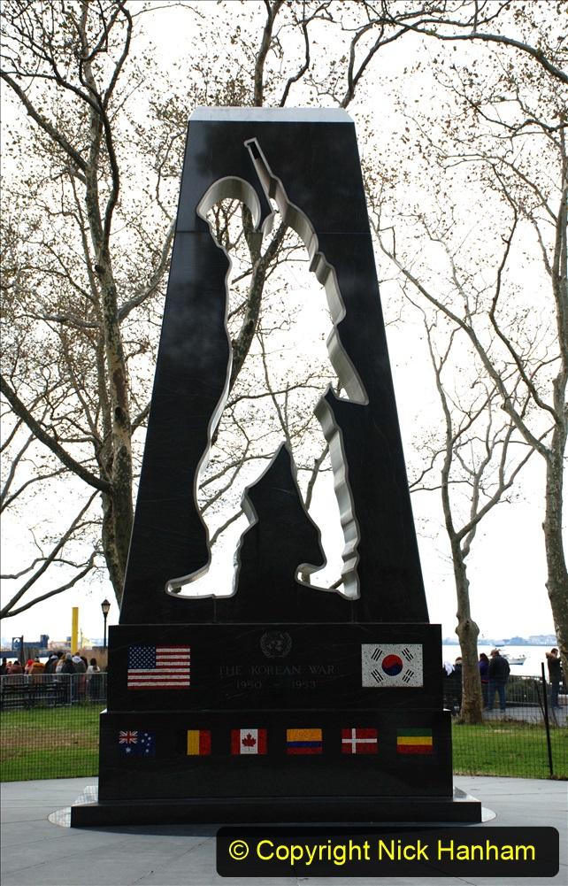 2019-11-10 New York. (312) Vietnam War Memorial. 312
