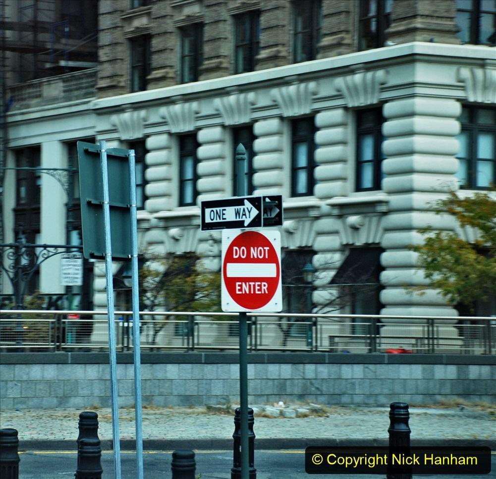 2019-11-10 New York. (319) Manhatten Battery area. 319
