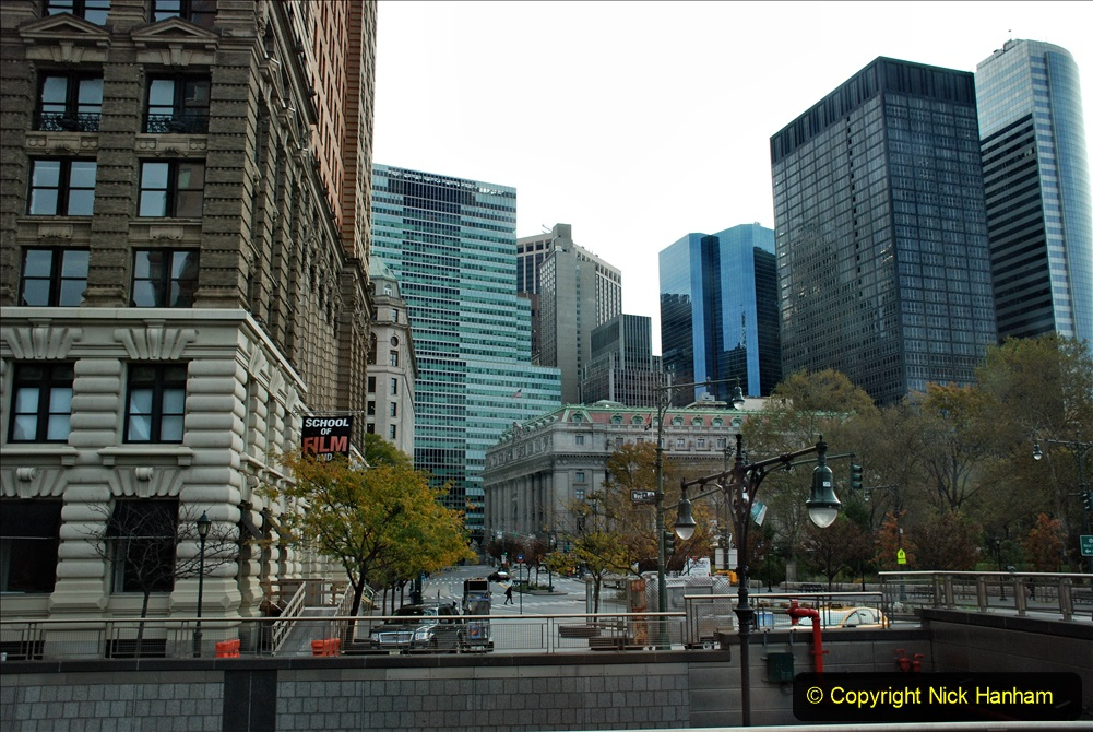 2019-11-10 New York. (82) The Battery area. 082