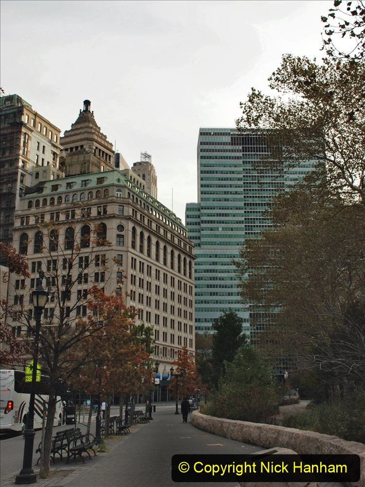 2019-11-10 New York. (93) The Battery area. 093