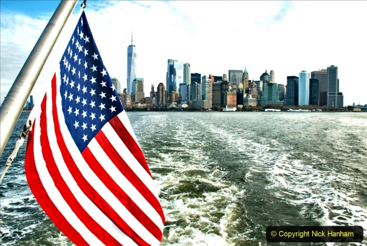 2019-11-10 New York. (133) On the wat to Liberty Island. 133