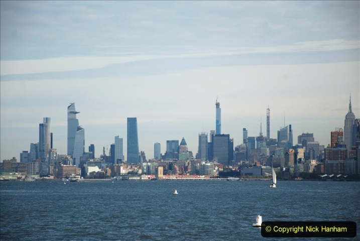 2019-11-10 New York. (139) On the wat to Liberty Island. 139