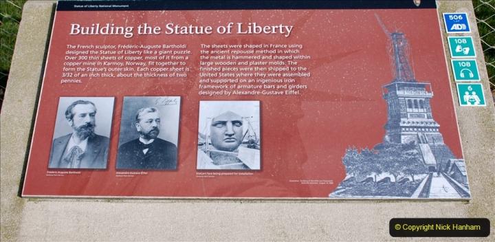 2019-11-10 New York. (157) On Liberty Island. 157