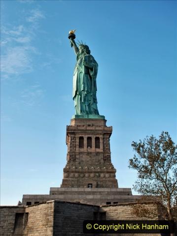 2019-11-10 New York. (190) Liberty Island. Note the torch door handles. 188