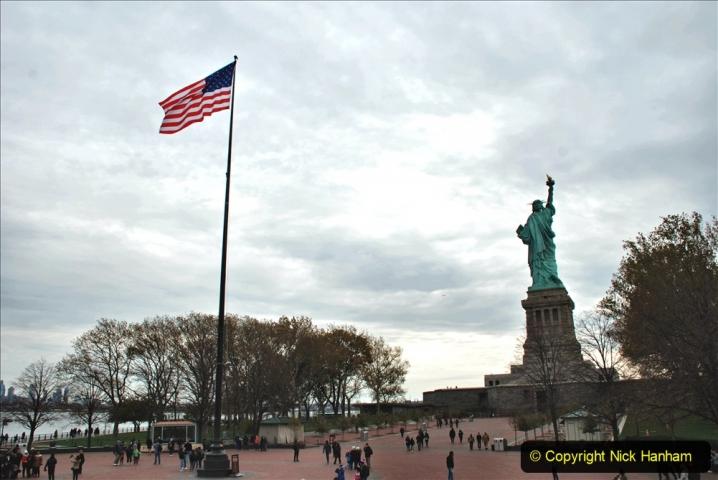 2019-11-10 New York. (204) On Liberty Island. 204