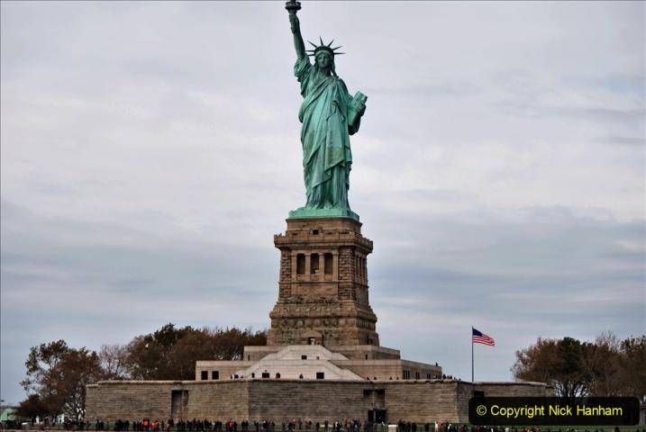 2019-11-10 New York. (208) Leaving Liberty Island foe Ellis Island. 208