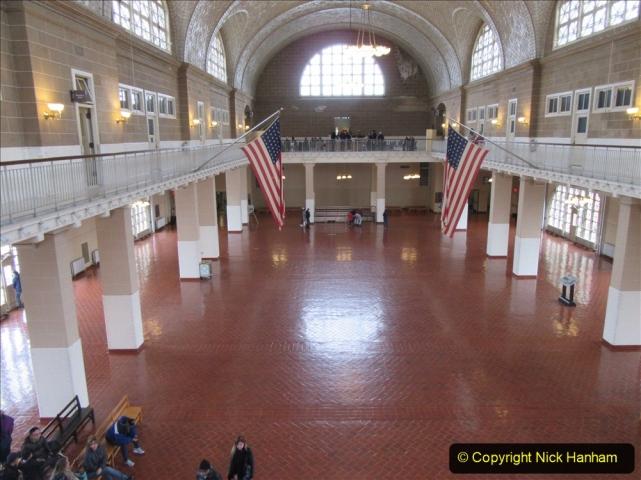 2019-11-10 New York. (234) Ellis Island and the imigrants. 234