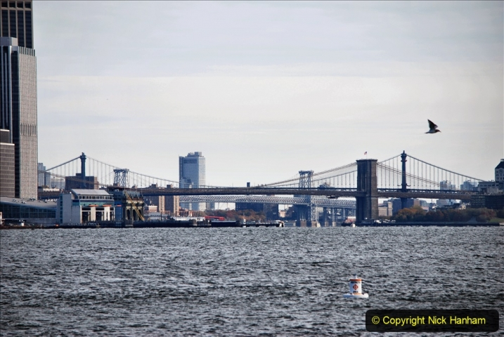 2019-11-10 New York. (299) Views on our way back to the Battery. 299