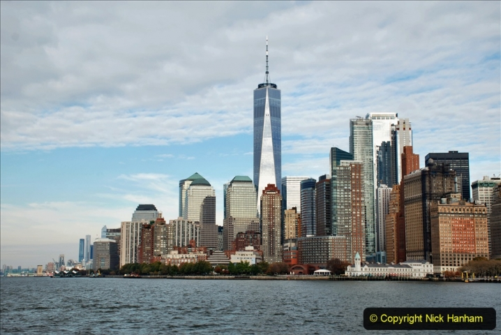 2019-11-10 New York. (306) Views on our way back to the Battery. 306
