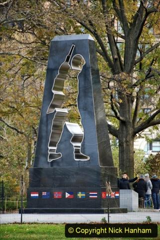2019-11-10 New York. (311) Vietnam War Memorial. 311
