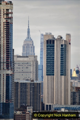 2019-11-10 New York. (366) Queen Mary and views of New York. The Empire State Building. 366
