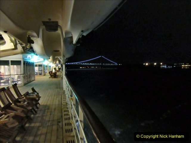 2019-11-10 New York. (8) New York arrival on Queen Mary. 008