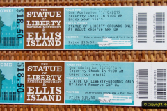 2019-11-10 New York. (102) Boarding our boat for Liberty Island. 102