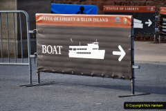 2019-11-10 New York. (103) Boarding our boat for Liberty Island. 103