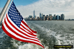 2019-11-10 New York. (135) On the wat to Liberty Island. 135
