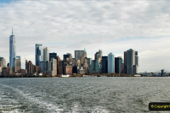 2019-11-10 New York. (136) On the wat to Liberty Island. 136