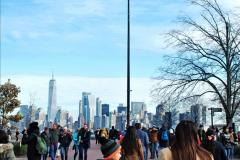 2019-11-10 New York. (188) Liberty Island. Note the torch door handles. 186