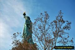2019-11-10 New York. (191) Liberty Island. Note the torch door handles. 190