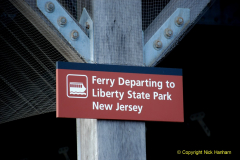 2019-11-10 New York. (206) Leaving Liberty Island foe Ellis Island. 206