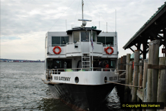 2019-11-10 New York. (207) Leaving Liberty Island foe Ellis Island. 207