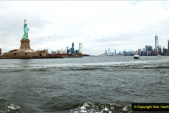 2019-11-10 New York. (211) Leaving Liberty Island foe Ellis Island. 211