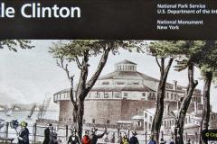 2019-11-10 New York. (96) Castle Clinton. 096