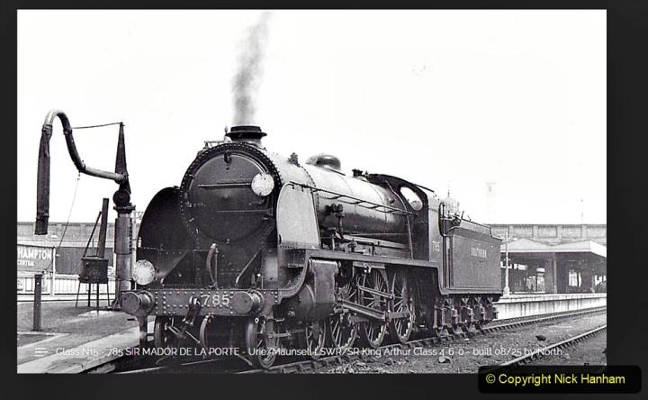 2020-06-03 King Arthur Class 30785 Sir Mador de la Porte. (10)220