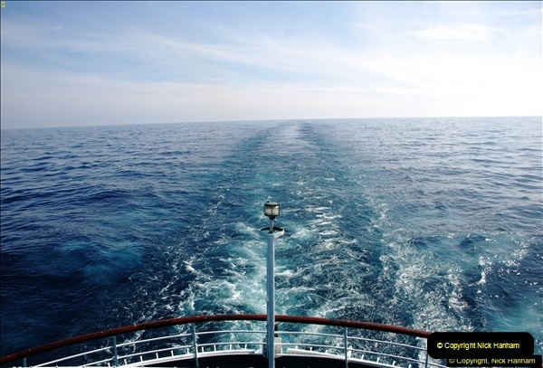 2013-06-17 The North Sea. Harwich to Bergen, Norway.  (10)0224