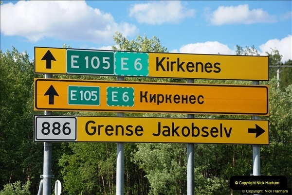 2013-06-22 Kirkenes and the Russian Border, Norway.  (122)122