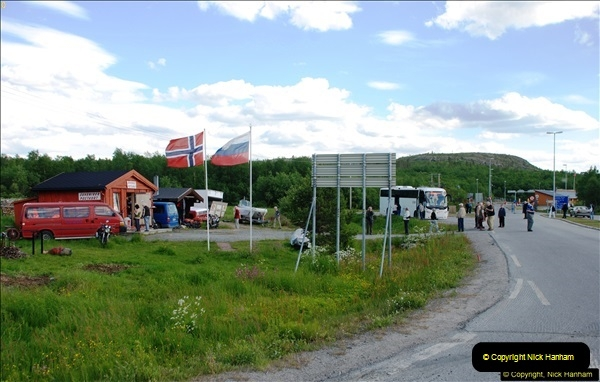 2013-06-22 Kirkenes and the Russian Border, Norway.  (123)123