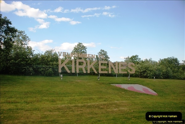 2013-06-22 Kirkenes and the Russian Border, Norway.  (150)150