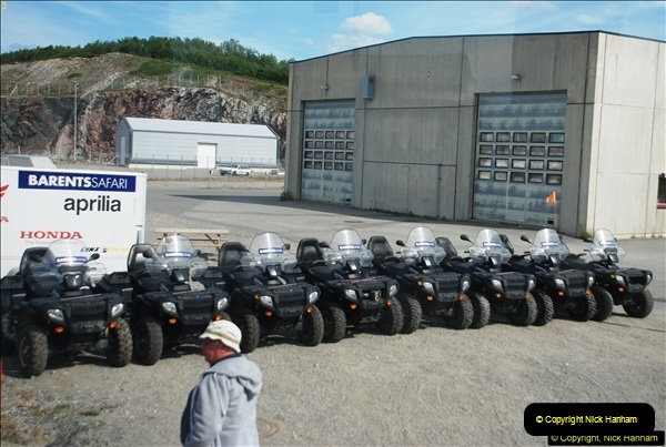 2013-06-22 Kirkenes and the Russian Border, Norway.  (26)026
